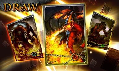 Android Apps: Chains of Durandal-Card Battle