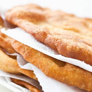 Fried Dough Without Baking Powder Recipes.