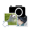 Customize Photo icon icon