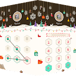 AppLock Theme Xmas & New Year 1.1 Apk