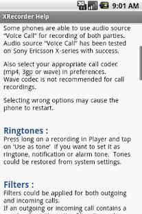 XRecorder- screenshot thumbnail