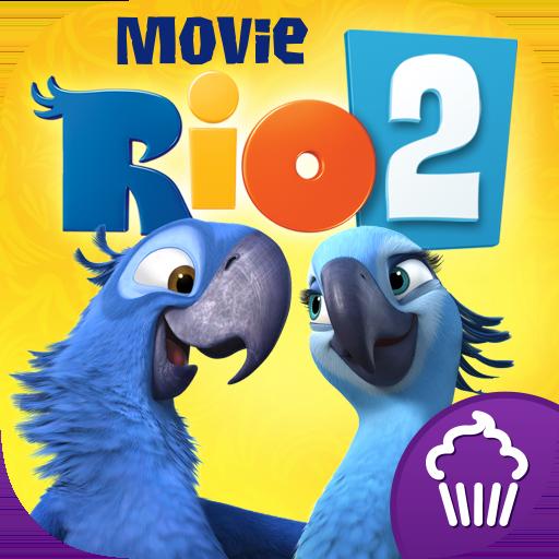 RIO 2 教育 App LOGO-硬是要APP