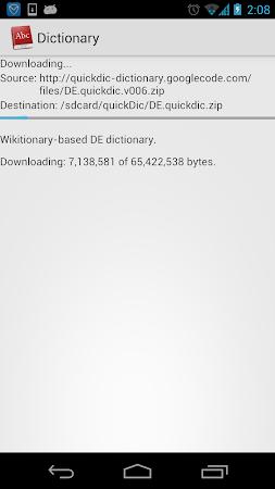 Dictionary Offline 2.0.8 screenshot 4066