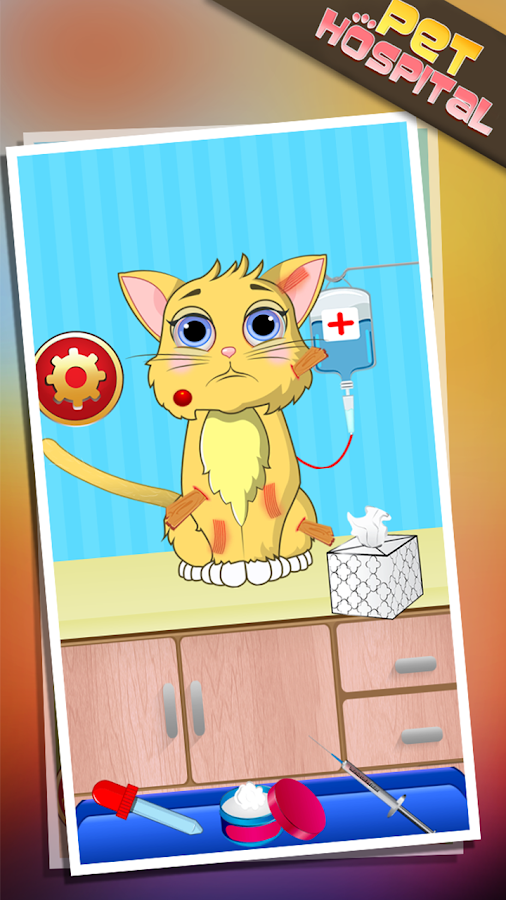 Pet Hospital - Fun Doctor Game - screenshot