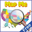 Map Me ☺ Free Autism Series logo