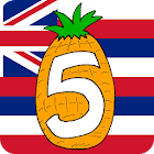 Hawaii Five in a Row icon