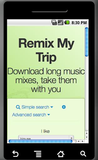 Remix My Trip