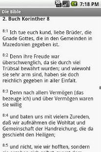 Die Bibel (Martin Luther vers) - screenshot thumbnail