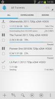 Screenshot of aTorrent PRO - torrent client