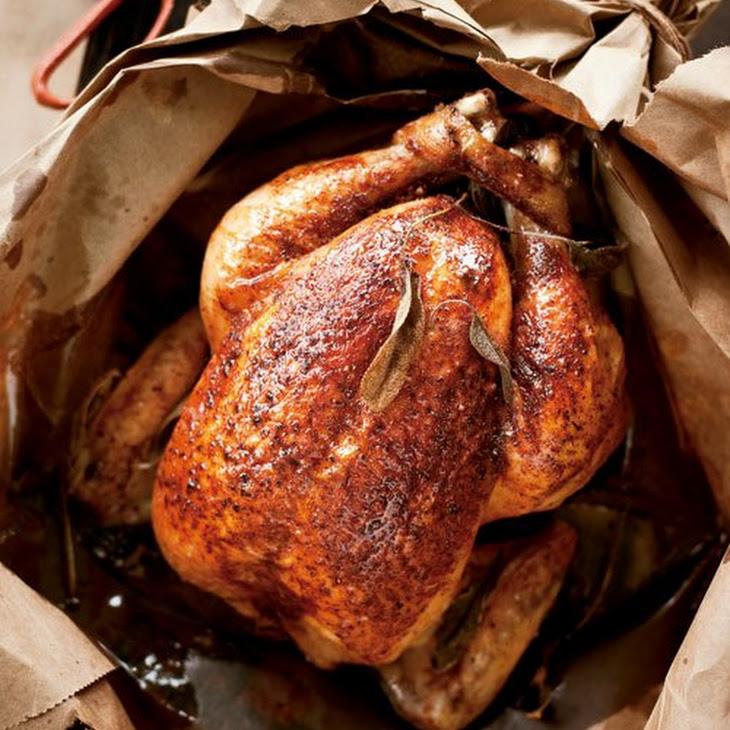 Brown-Bag Chicken Recipe
