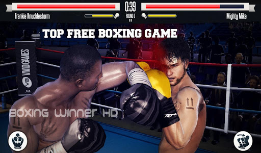 Boxing Winner HD