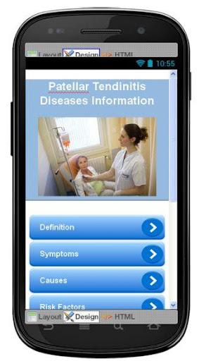Patellar Tendinitis Disease