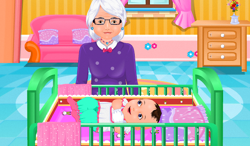 Grandmother Baby Care Feeding 6.7.4 screenshots 9
