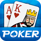德州撲克•博雅 texas poker 全家人一起玩的遊戲 icon