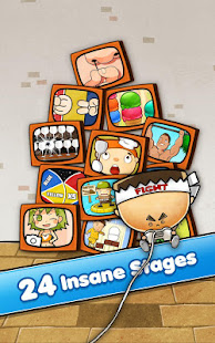 Screenshots of Hardest Game Ever 2 for iPhone