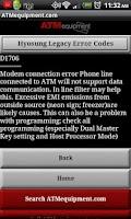 Screenshot of ATMtech