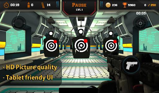 7th Bullet: Shooting Range