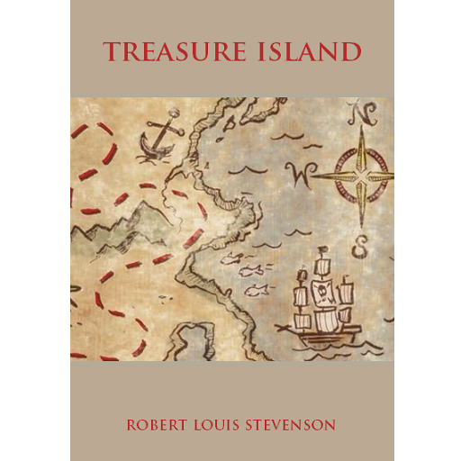 Treasure Island audiobook LOGO-APP點子
