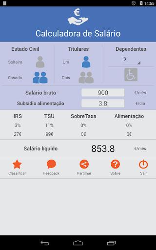 【免費財經App】Salário Líquido PT 2015-APP點子