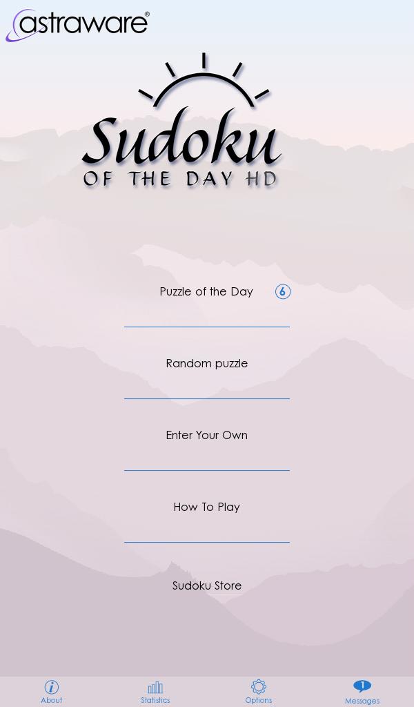Sudoku Of The Day screenshot #12