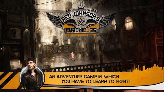 Red Johnson's Chronicles: Full Screenshot 13