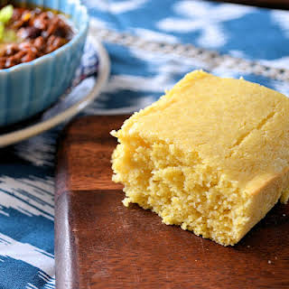 Perfectly Moist Cornbread.