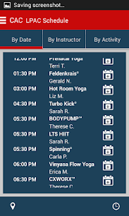 Chicago Athletic Clubs - screenshot thumbnail