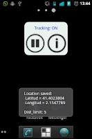 Screenshot of Keep My Track Free
