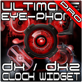 DX/DX2 Clock Widgets