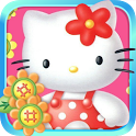 Hello Kitty Coloring Page icon