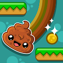 Happy Poo Fall logo