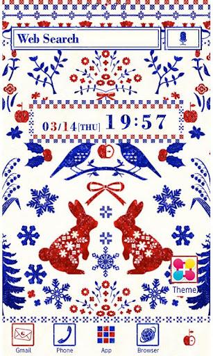 Embroidered Animals Wallpaper 1.4 Windows u7528 1