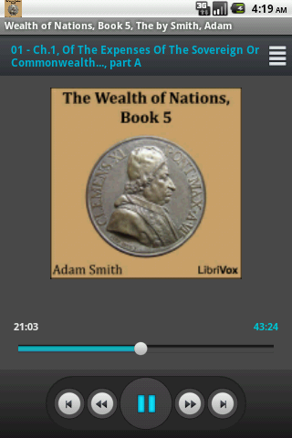 Wealth of Nations The Book 5