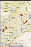 Screenshot of Sacramento Real Estate