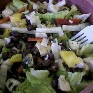 Caribbean-Style Chicken Salad.