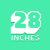 28 Inches
