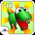 Dino Madness Pinball logo