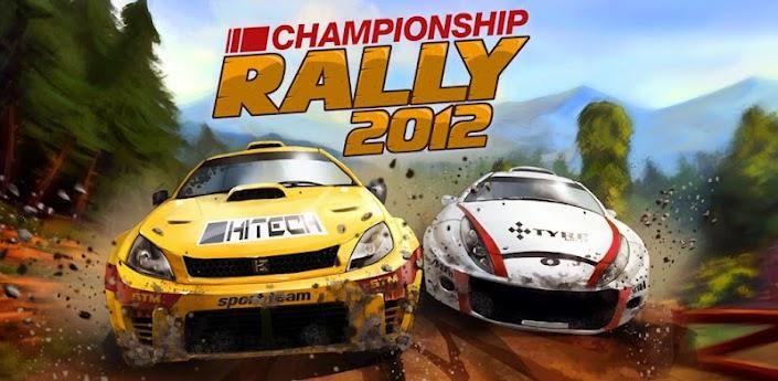 Championship Rally 2012 apk