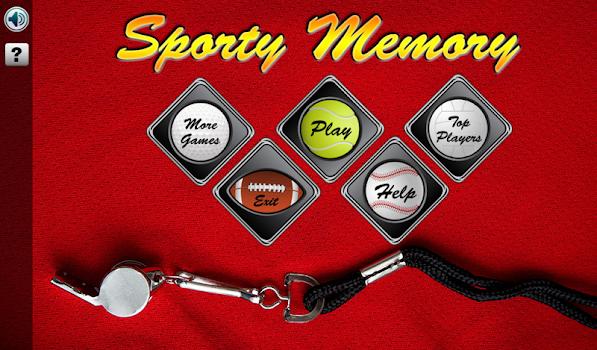 Sporty Memory