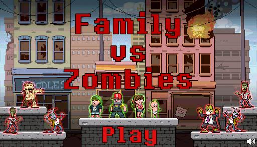 Family vs Zombies