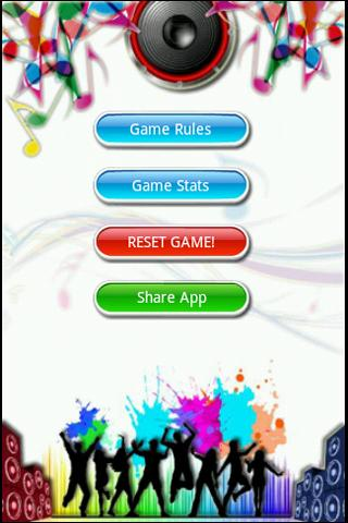 Hindi Songs Quiz Game - screenshot