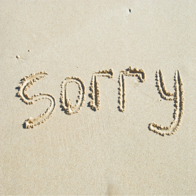 Sorry Greeting Cards Free