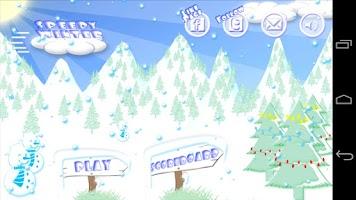 Screenshot of Speedy Winter Free