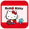 Hello Kitty AppleToldBag Theme icon
