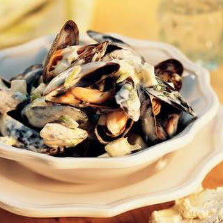Cream Cheese Mussels Recipes.
