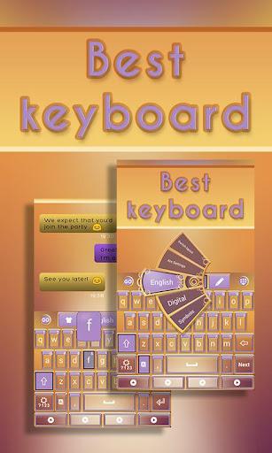 最好的鍵盤
