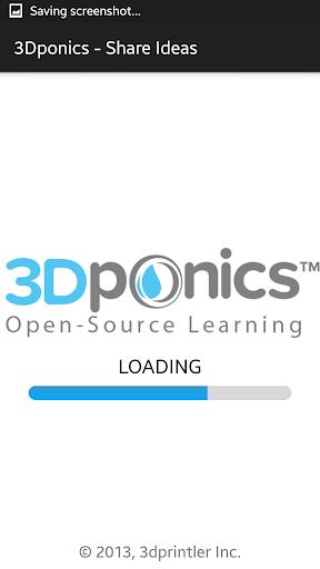 3Dponics - Share Ideas
