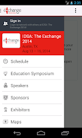 Screenshot of IDSA: The Exchange 2014