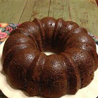 Festive Prune Cake