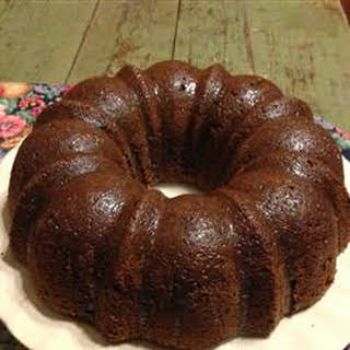 Festive Prune Cake.